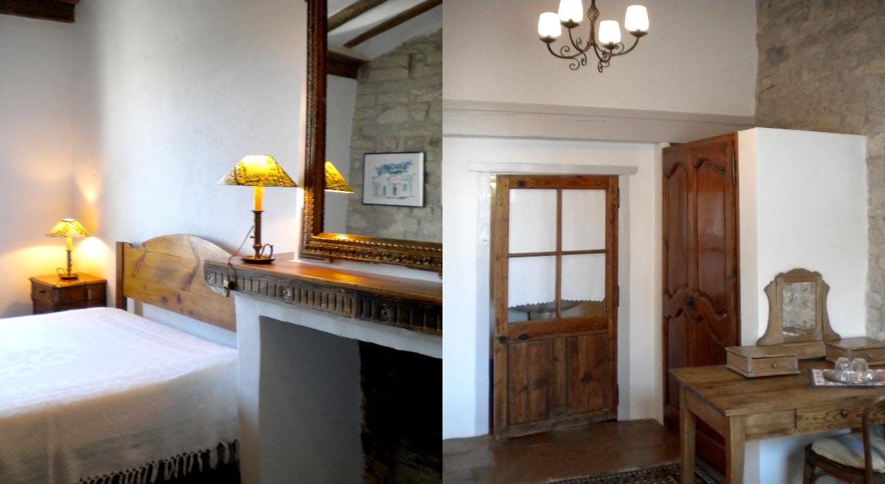 Salle De Bain Provencale chambre la provençale chambres d'hotes en provence bord de